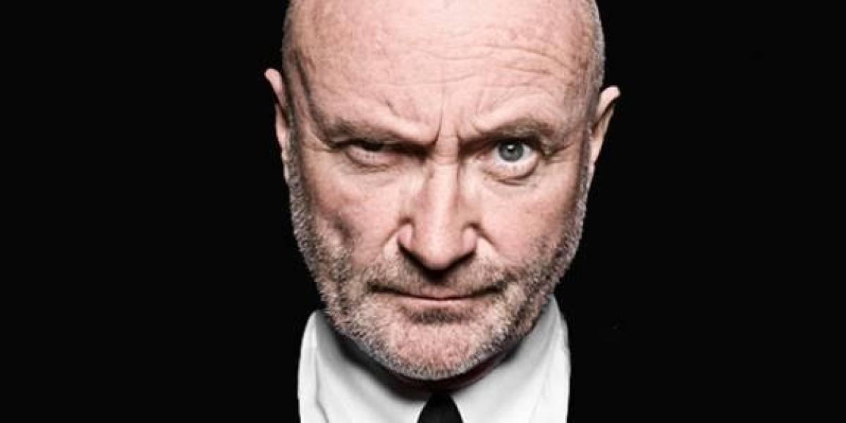 Phil Collins, la leyenda musical en Guadalajara.