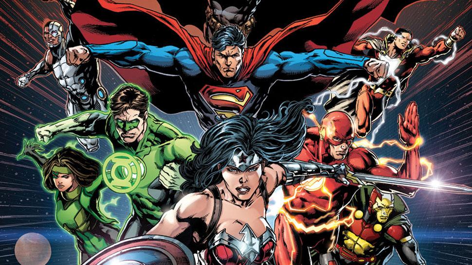 Rebirth DC Comics