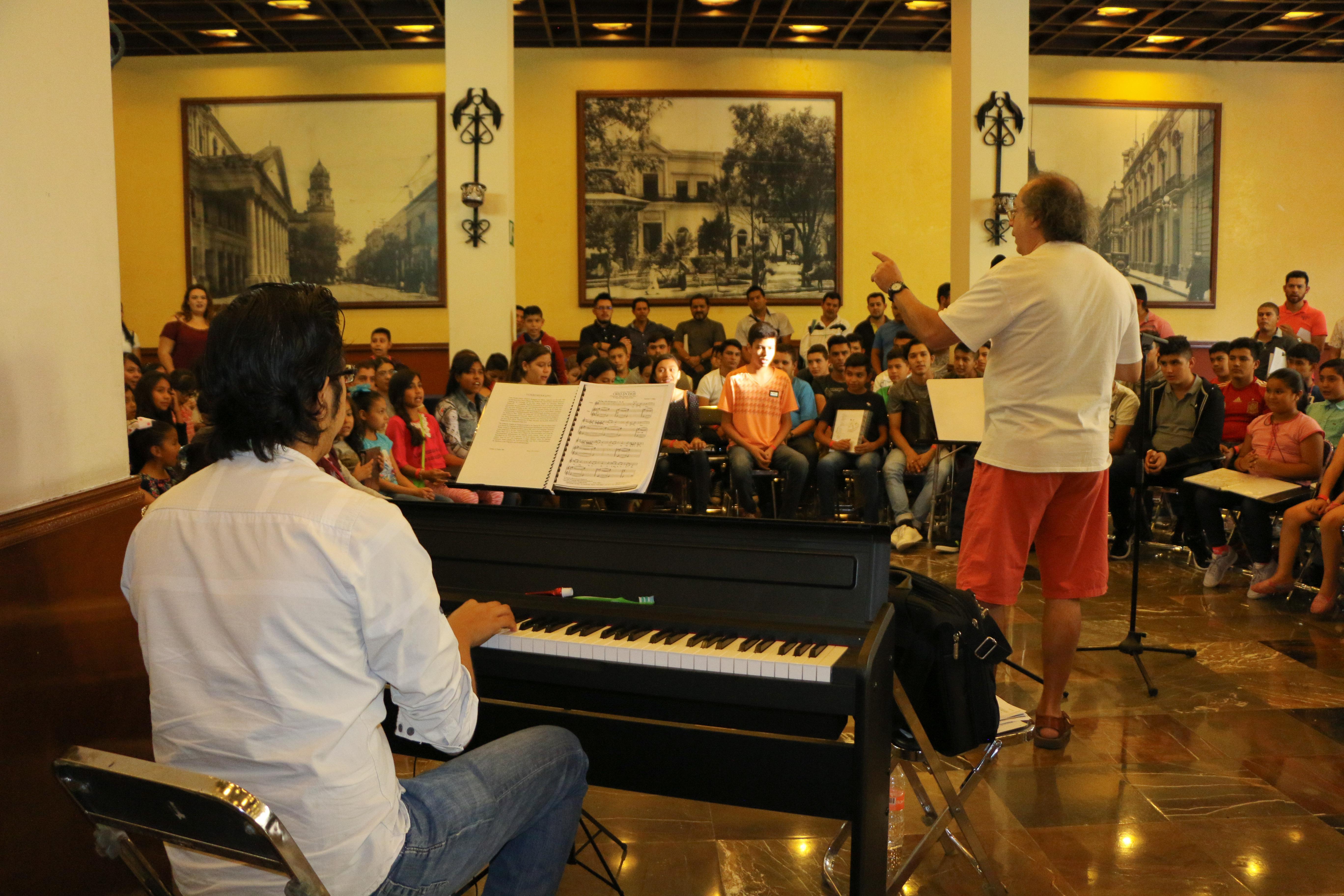 Coro ECOS / Teatro Degollado