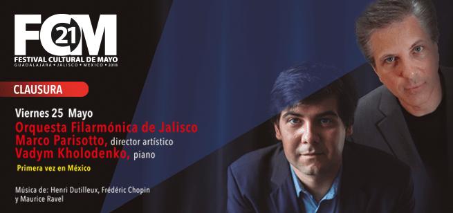 Concierto de Clausura / Teatro Degollado
