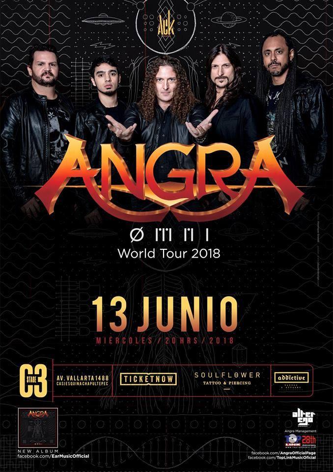 Angra / C3 Stage