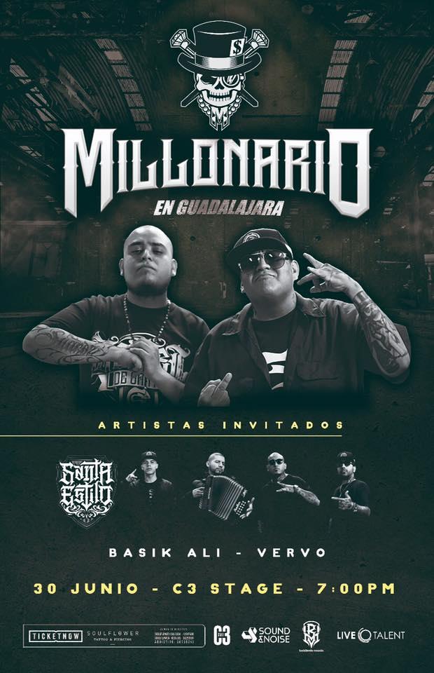 Millonario / C3 Stage