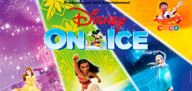 Disney sobre hielo persigue tus sueños / Auditorio Telmex