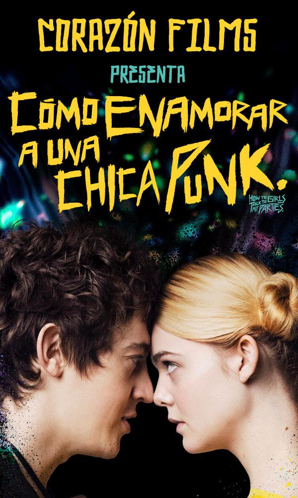 Cómo Enamorar a una Chica Punk / Primer tráiler oficial subtitulado / Estreno: 22 de junio
