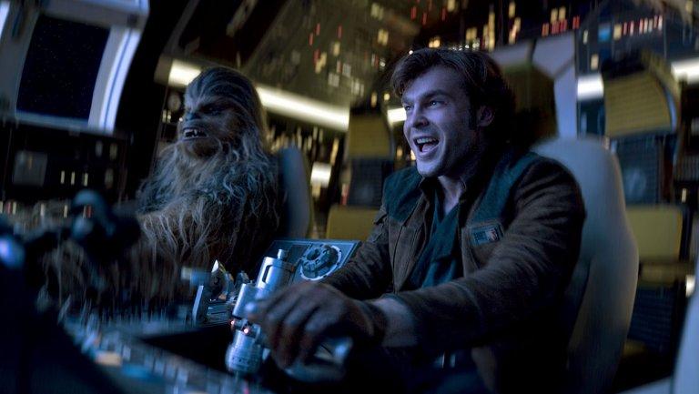 Han Solo, un impacto para el seguidor de Star Wars / Estreno: 25 de mayo