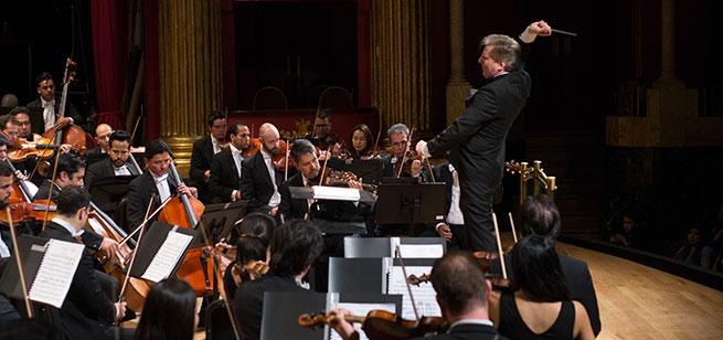 #DateAlaFuga #Cortesías / Las Sinfonías de Mahler: La Sexta / Teatro Degollado
