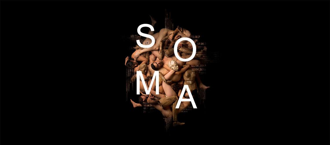 SOMA  cuerpos en caída libre / Conjunto de Artes Escénicas