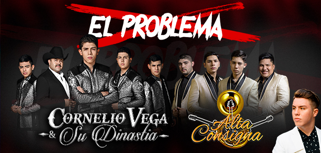 Cornelio Vega & Alta Consigna / Auditorio Telmex