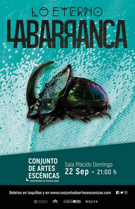 #DateAlaFuga #Cortesías / La Barranca / Conjunto de Artes Escénicas
