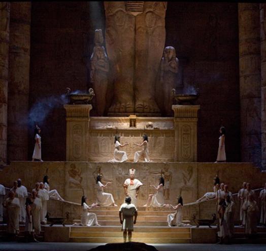 En vivo desde el Met de NY presenta: Aida de Giuseppe Verdi / Teatro Diana
