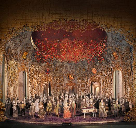 En vivo desde el Met de NY presenta: La Traviata de Giuseppe Verdi / Teatro Diana