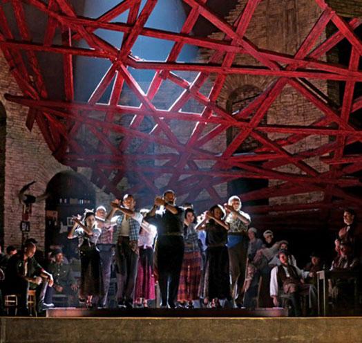 En vivo desde el Met de NY presenta: Carmen de Georges Bizet / Teatro Diana