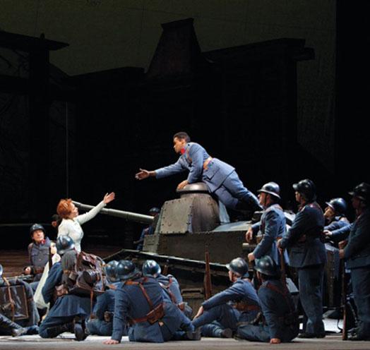 En vivo desde el Met de NY presenta: La hija del regimiento de Gaetano Donizetti / Teatro Diana