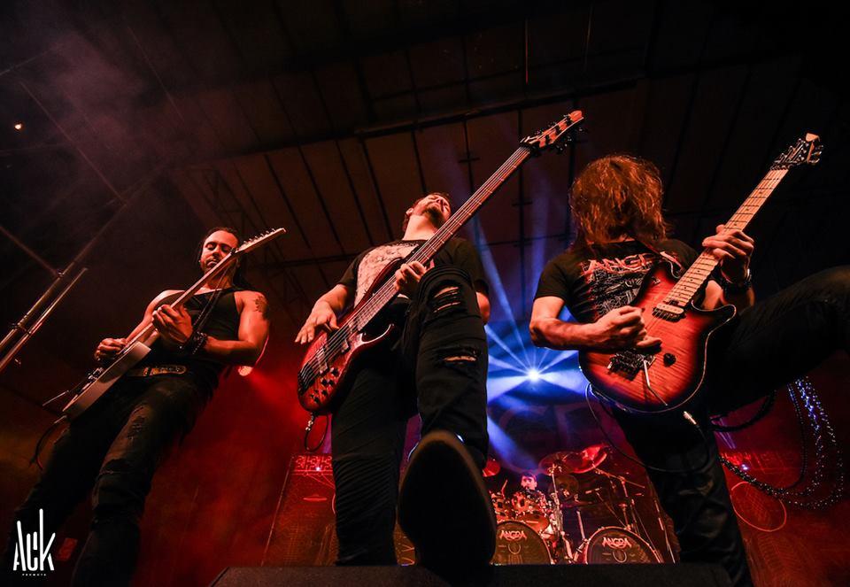 Angra, el power metal más representativo de Brasil
