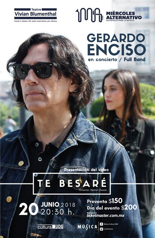 #CORTESÍAS #DateAlaFuga / Gerardo Enciso / Teatro Vivian Blumenthal