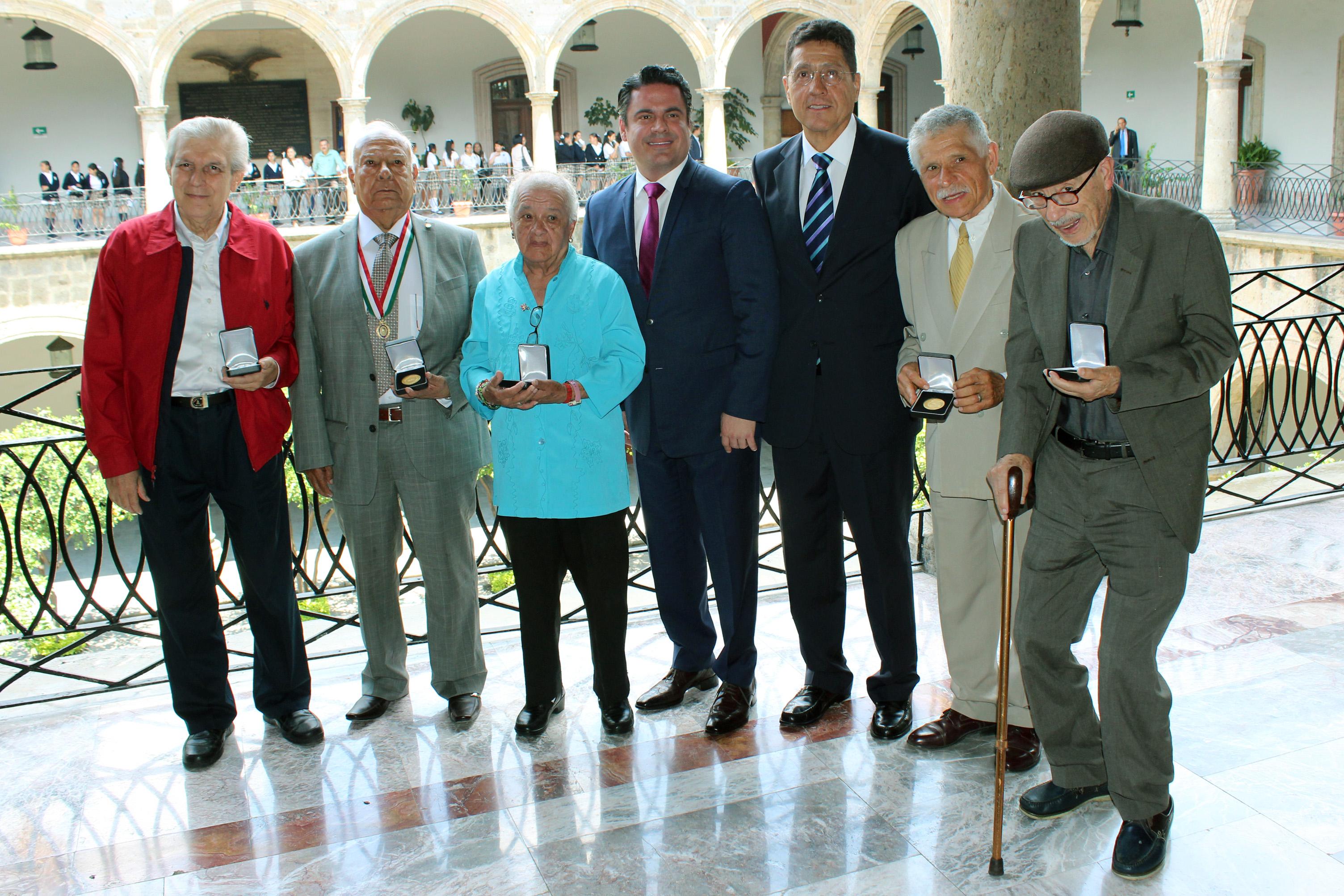 Entregan Premio Jalisco 2018