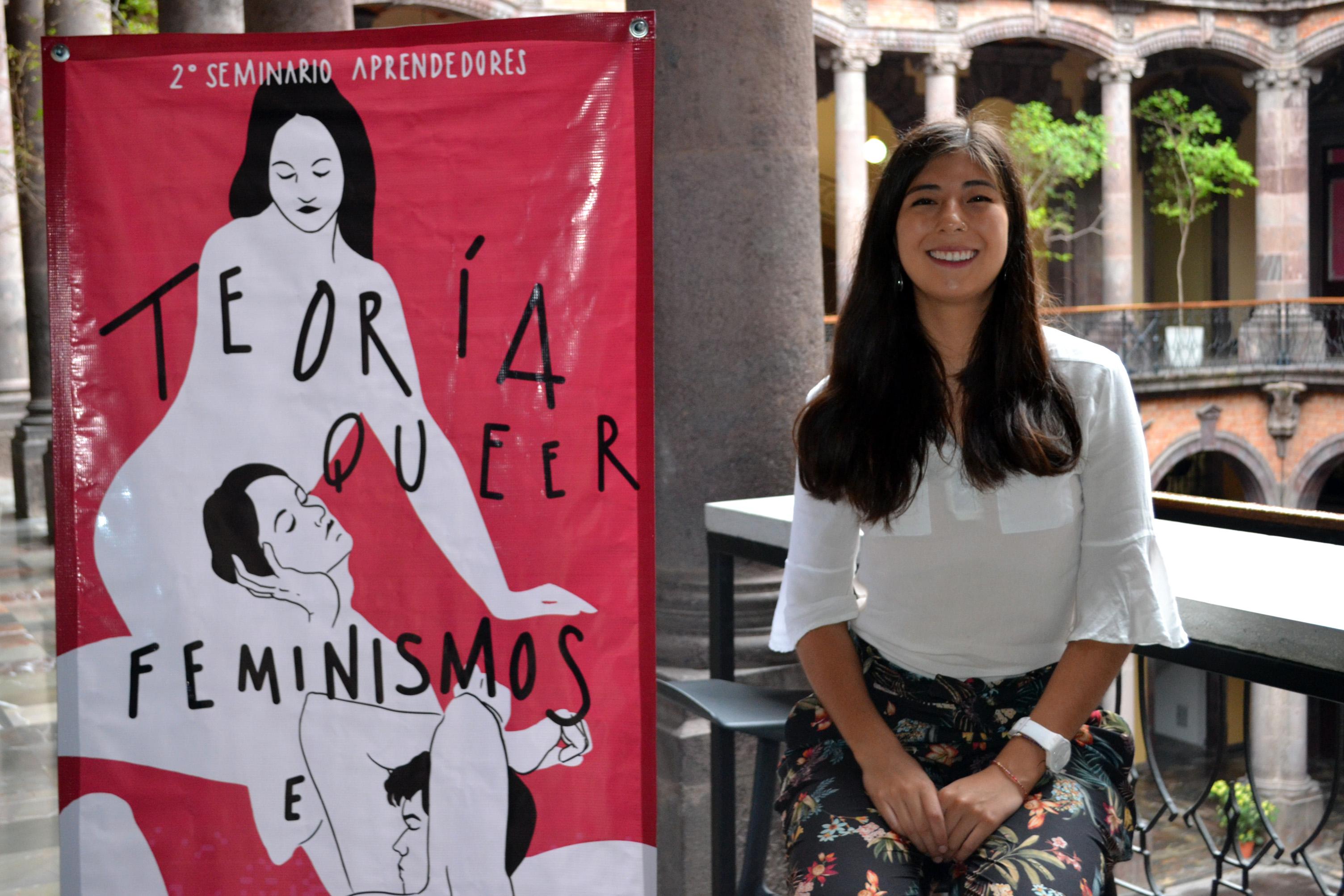 Realizan Segundo Seminario Aprendedores: Teorías Queer, Feminismos e Industrias Creativas