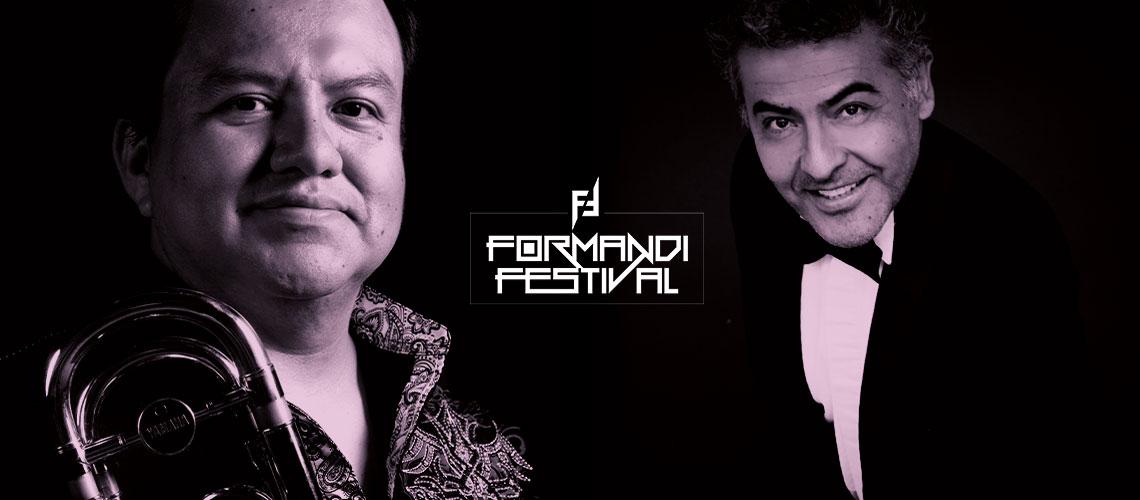 #DateAlaFuga #Cortesías / Formandi Festival presenta: De Solista en Solista / Conjunto de Artes Escénicas