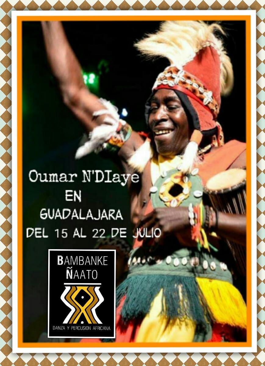 Concierto: África resuena en Guadalajara / Centro CulturalBreton