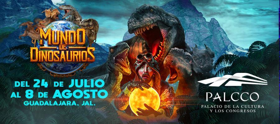 Mundo de Dinosaurios / PALCCO