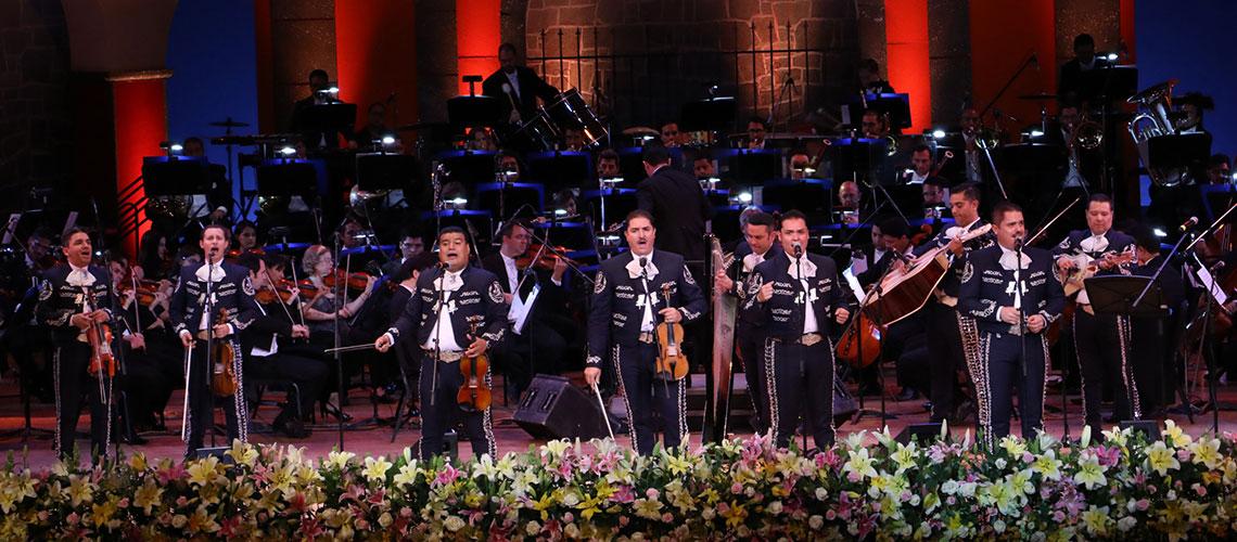 Gala de Mariachi / Conjunto de Artes Escénicas