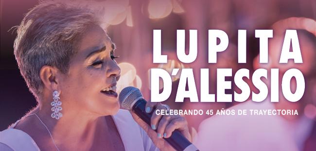 Lupita D'Alessio / Auditorio Telmex