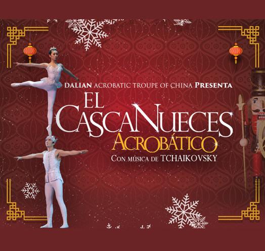 Cascanueces Acrobático / Teatro Diana