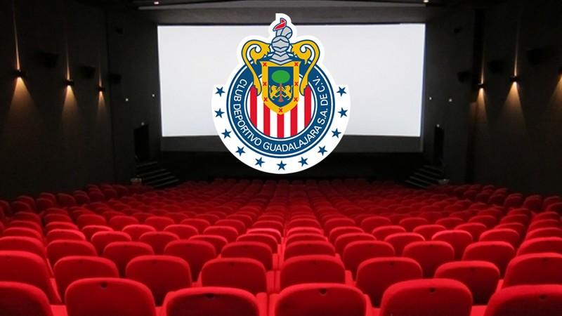 El Futbol sigue en las pantallas de Cinépolis con los partidos del Club Deportivo Guadalajara