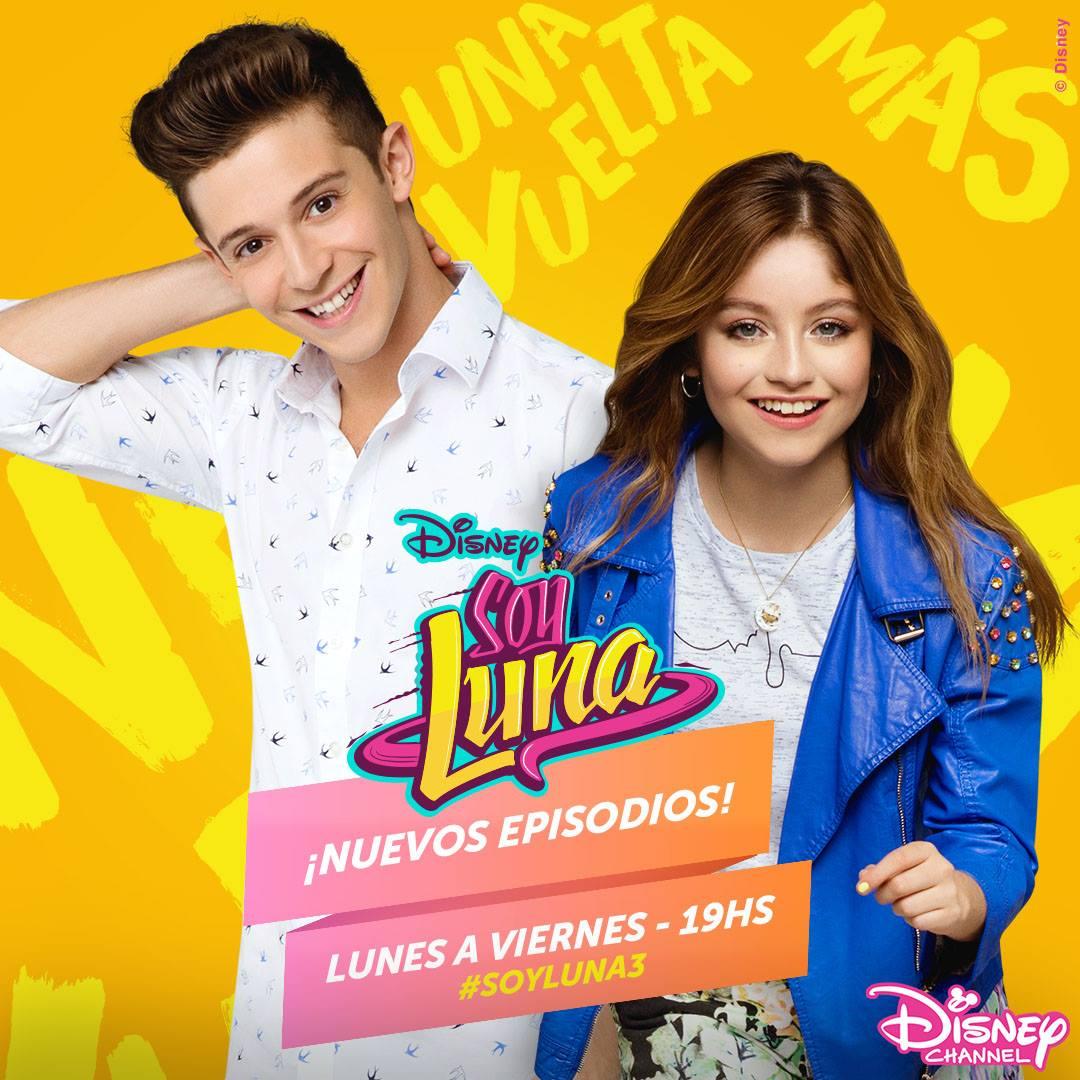 Disney Channel Soy Luna