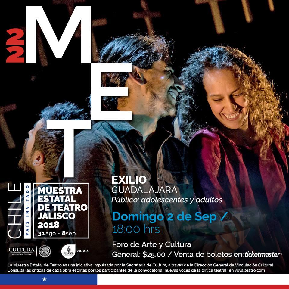 Exilio / Foro de Arte y Cultura