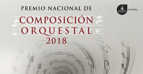 Final del Premio Nacional de Composición Orquestal / Teatro Degollado