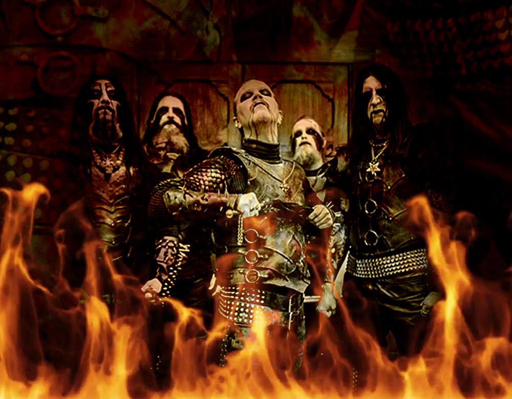 Dark Funeral / Foro Independencia