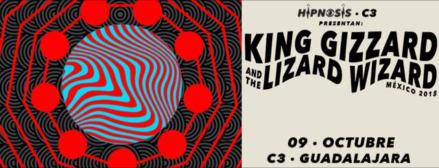 King Gizzard & The Lizard Wizard / C3 Stage