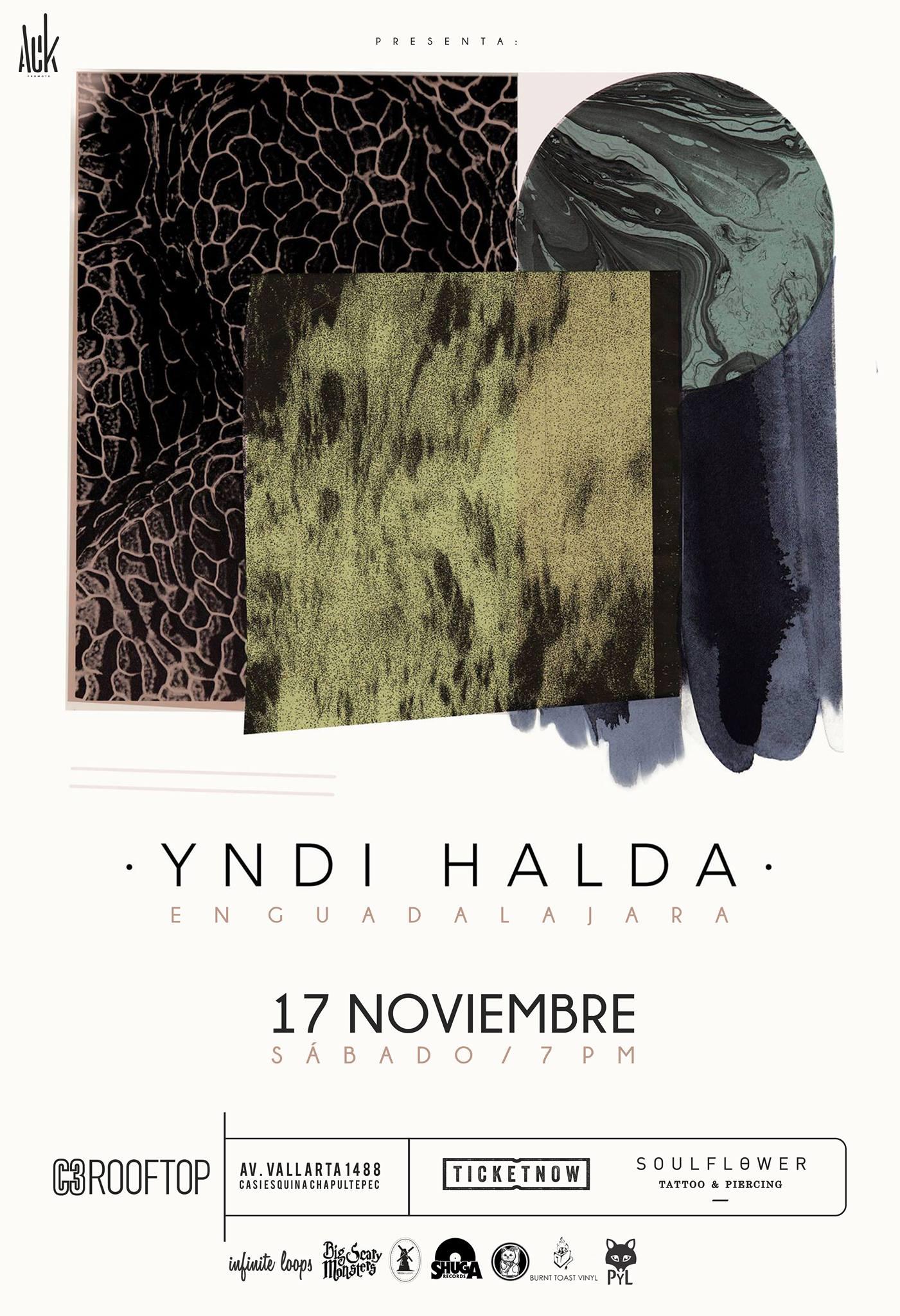 Yndi Halda /  C3 Rooftop