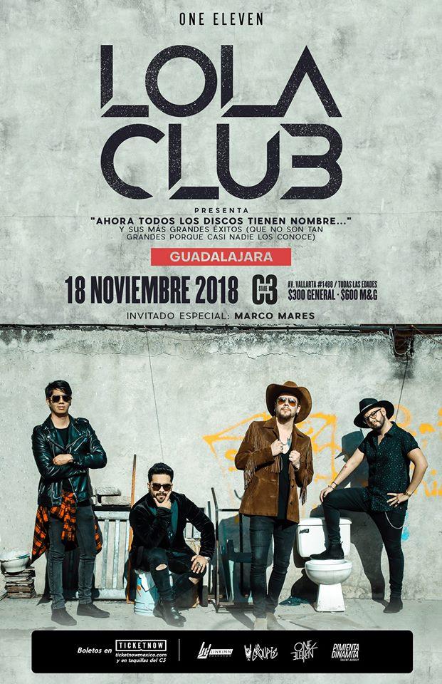 Lola Club / C3 Stage