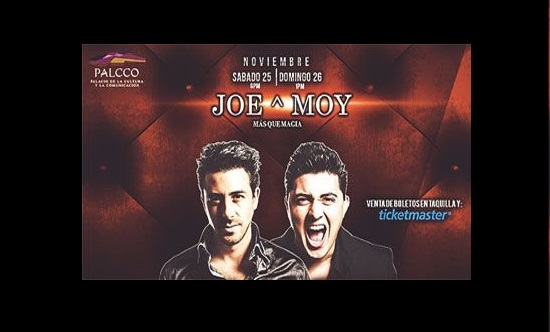 Joe ^ Moy / PALCCO