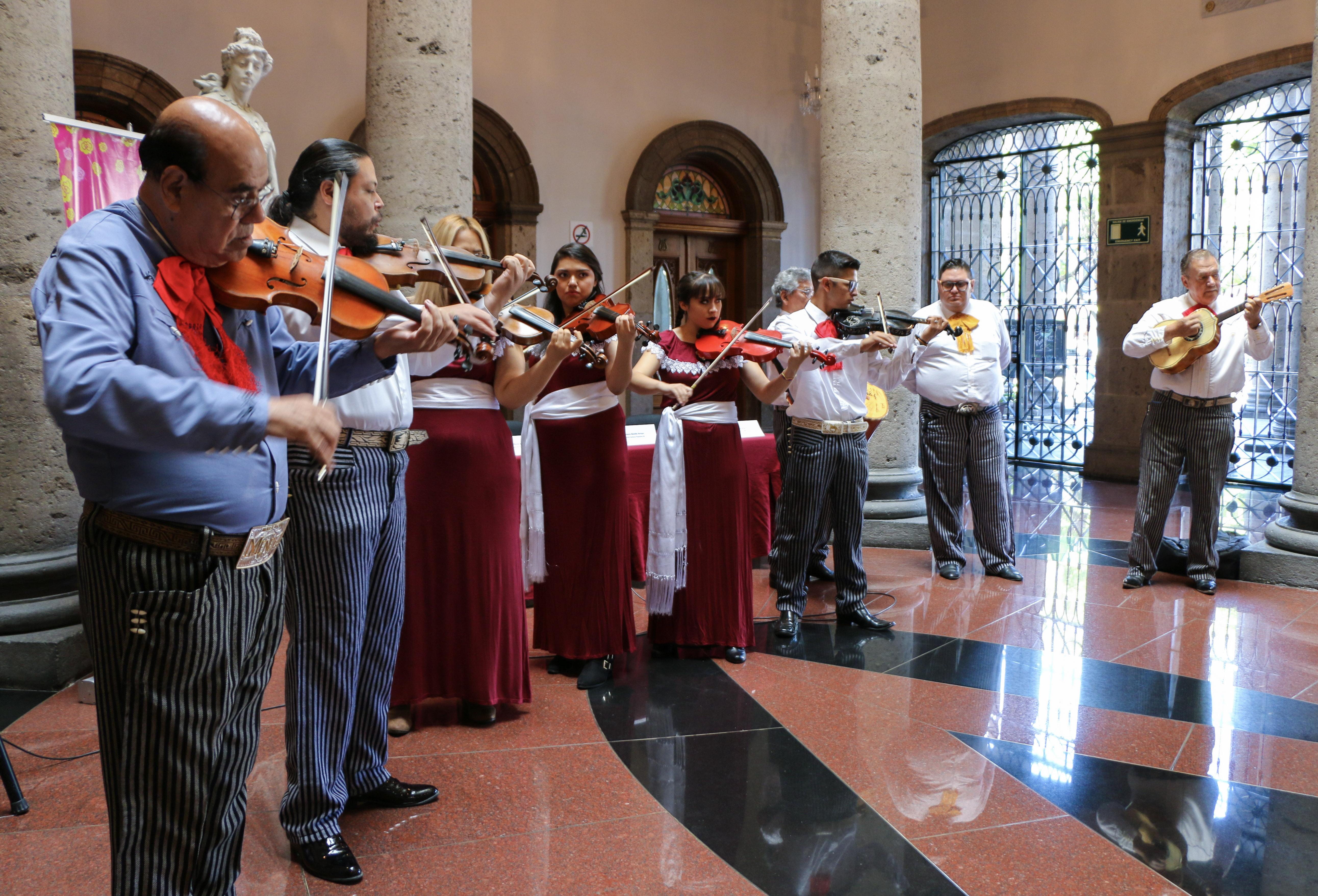Cerca de 380 músicos se reunirán en el Encuentro Nacional de Mariachi Tradicional