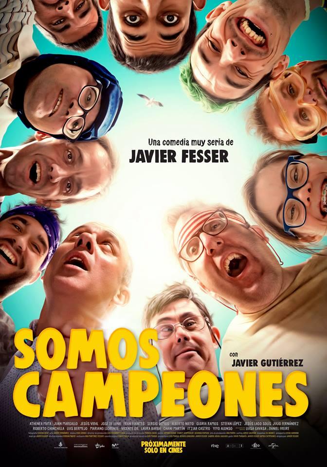 Somos Campeones / Próximamente en cines