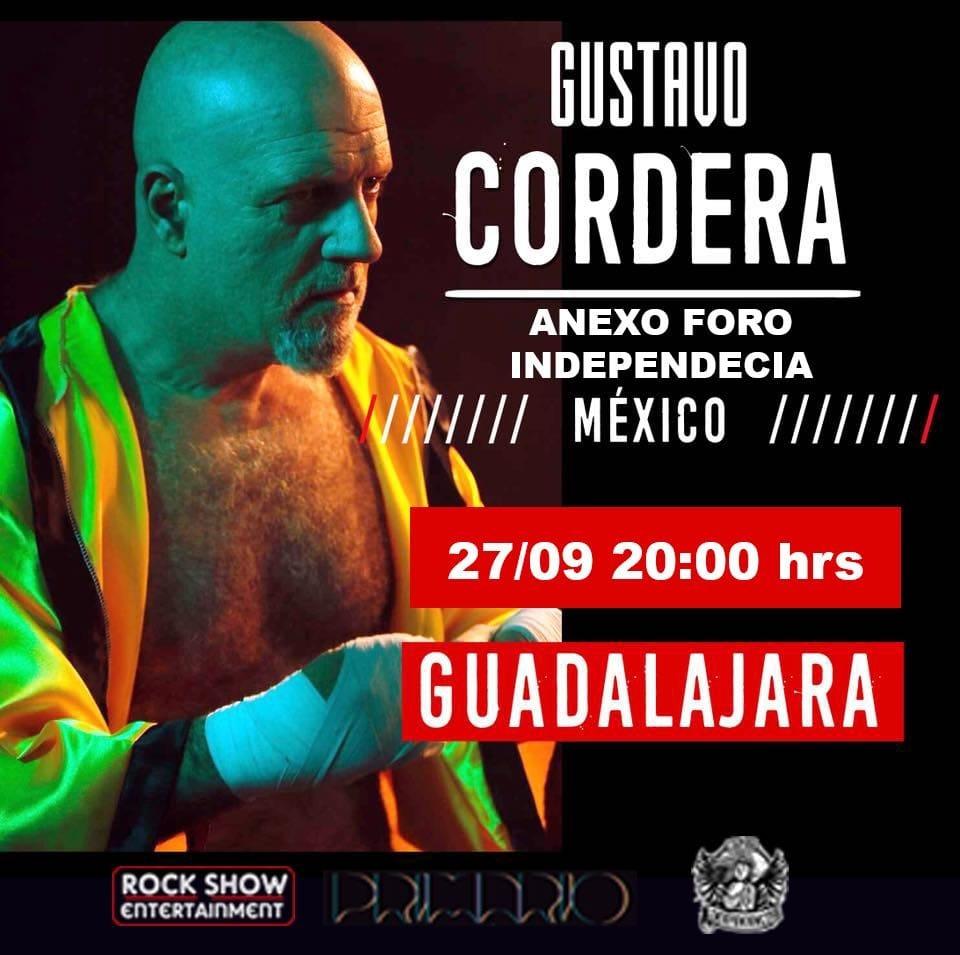 Gustavo Cordera / Anexo Foro Independencia