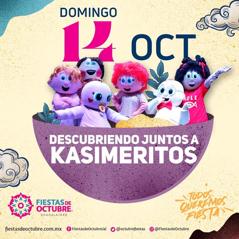 Descubriendo juntos a Kasimeritos / Auditorio Benito Juárez