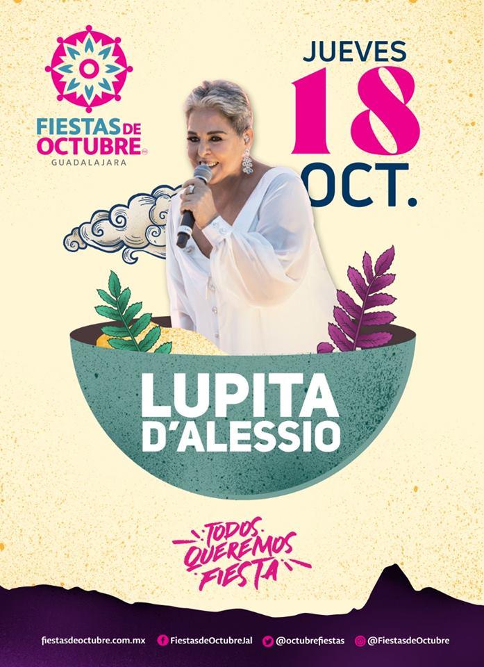Lupita D´Alessio / Auditorio Benito Juárez