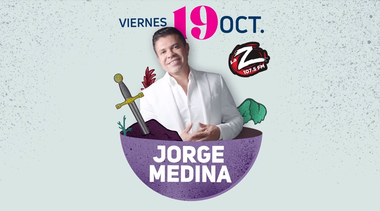 Jorge Medina / Auditorio Benito Juárez