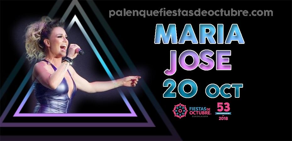 Maria Jose / Palenque Fiestas de octubre 2018