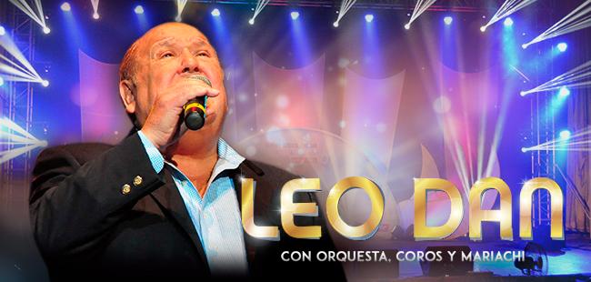Leo Dan / Auditorio Telmex
