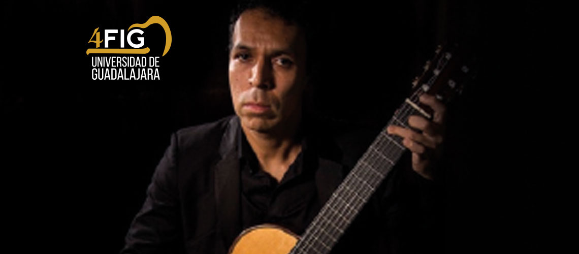 Festival Internacional de Guitarra presenta: Jorge Caballero / Conjunto de Artes Escénicas