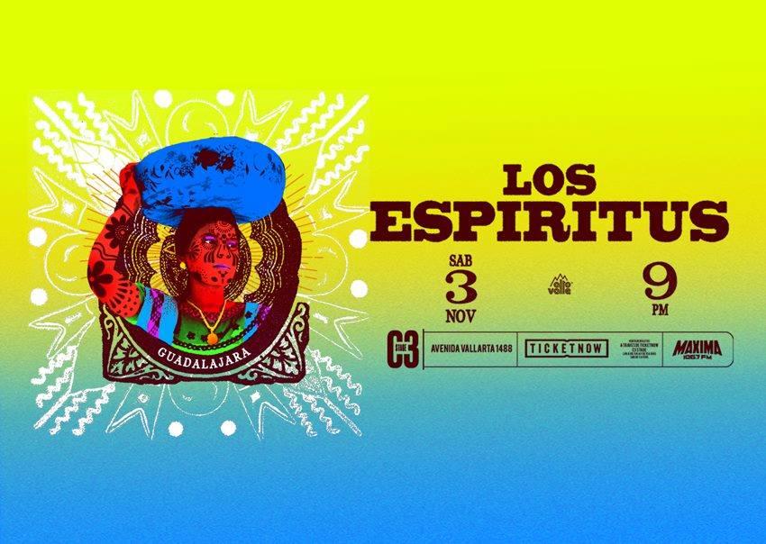 Los Espíritus / C3 Stage