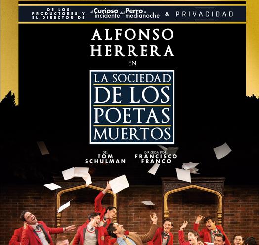 La Sociedad de los Poetas Muertos / Teatro Diana
