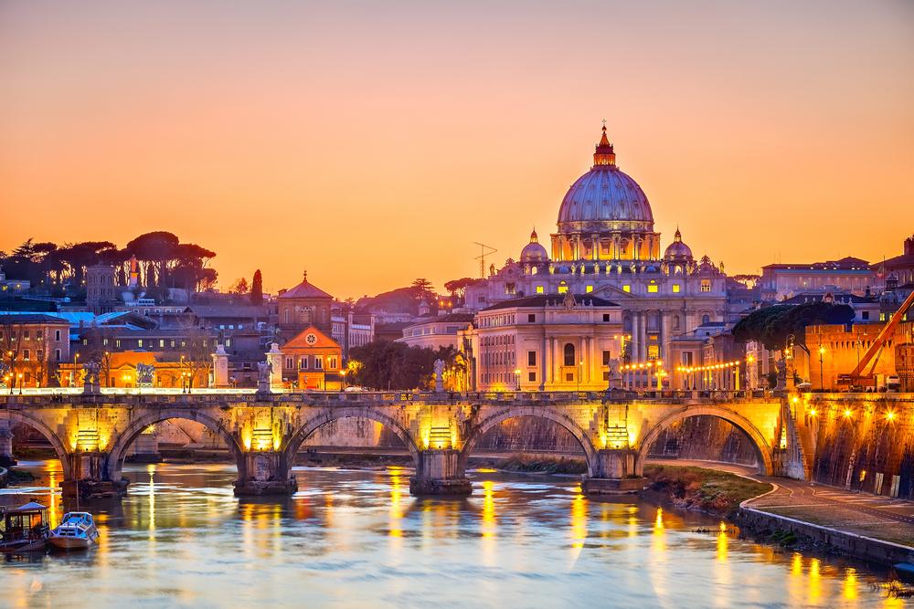 De viaje a Roma