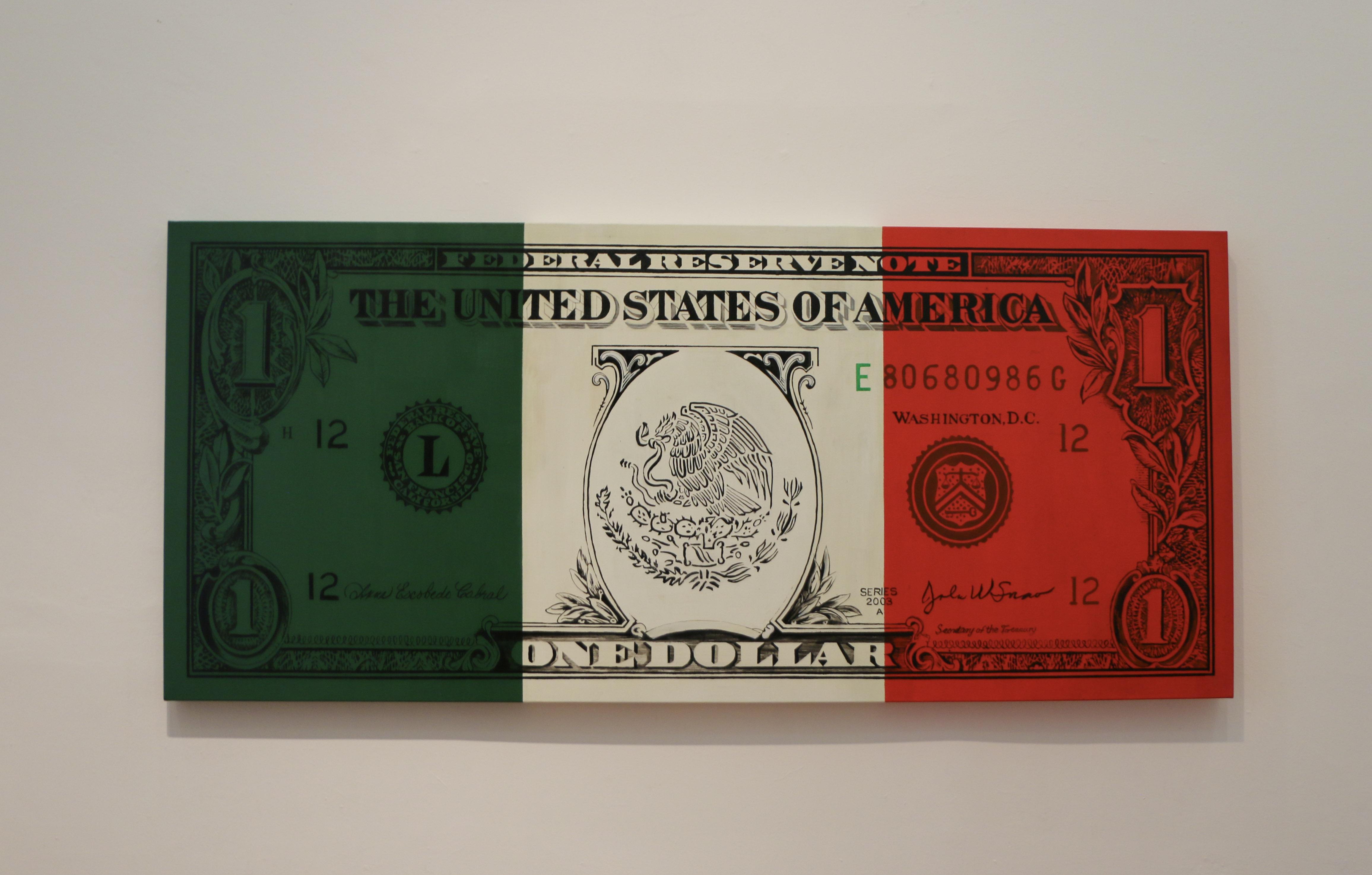 La exposición Banderas presenta versión de 40 artistas sobre este símbolo