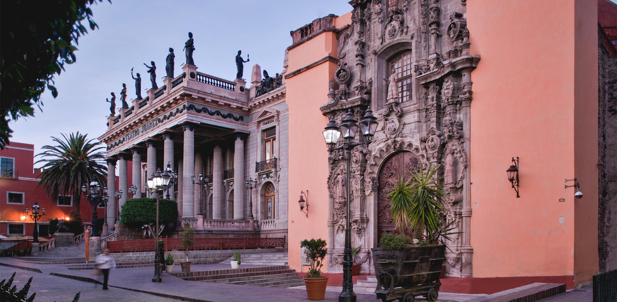 Visita Guanajuato, Guanajuato